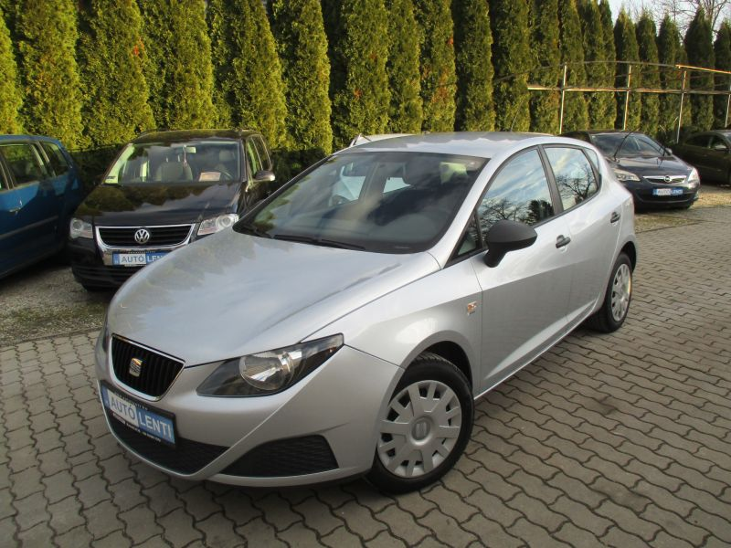 Seat Ibiza 1.2 12V Szervizkönyv