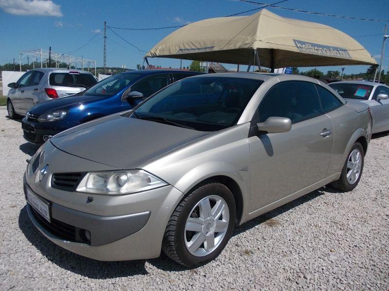 Renault Megane Cabriolet 2.0