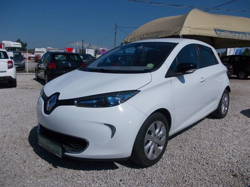 Renault ZOE Intens Szervizkönyv 70e km