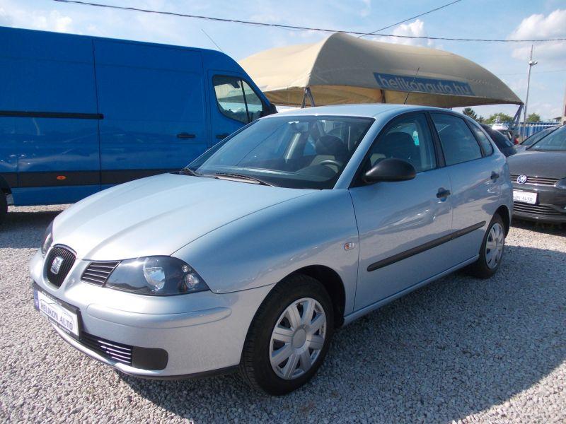 Seat Ibiza 1.2 12V Klíma 108.000 km