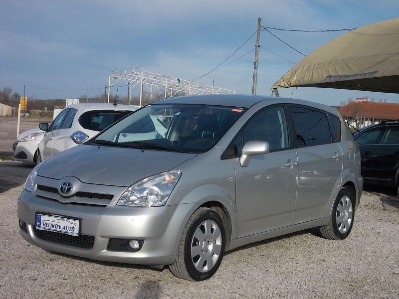 Toyota COROLLA VERSO 1.6 Luna Tempoma