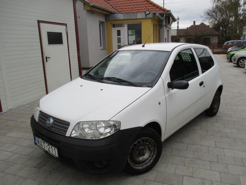 Fiat Punto VAN 1.3 JTD Klíma