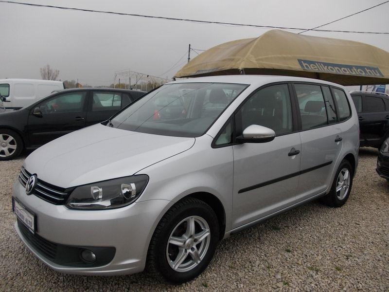 Volkswagen TOURAN 1.6 CR TDI Trendline Bl
