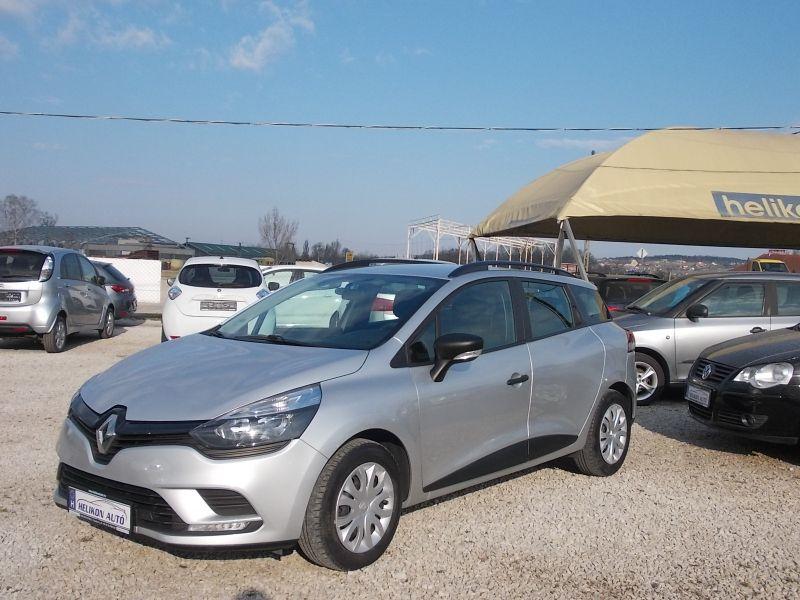 Renault CLIO 1.2 16V Life EURO6 Klíma.