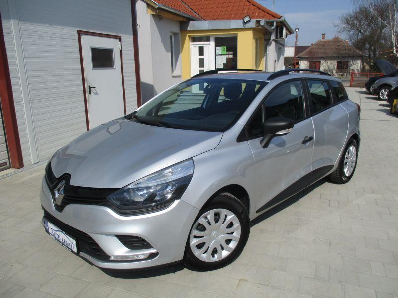 Renault Clio 1.2 Grandtour Szervizköny