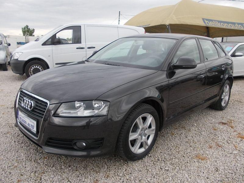 Audi A3 1.6 Ambiente Klíma. ABS. ES