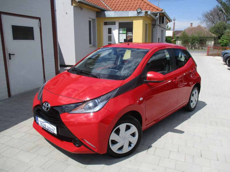 Toyota Aygo 1.0  1.Tulaj. 11.500 km
