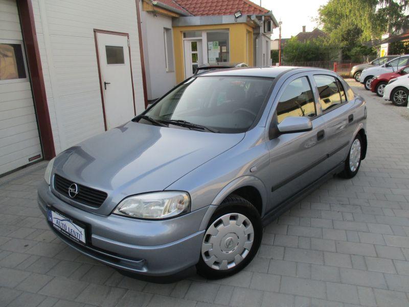 Opel Astra G 1.4 Klíma 1.Tulaj