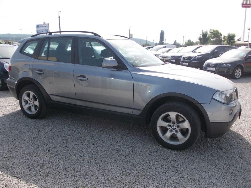 BMW x3 2.0d  E83