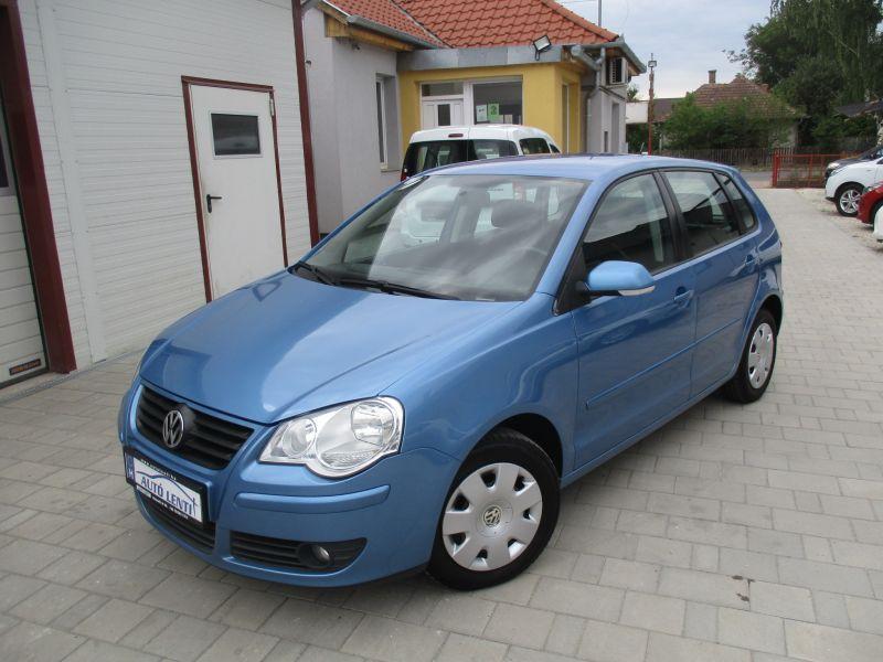 Volkswagen Polo 1.2 Klíma Szervizkönyv